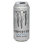 Monster Zero Ultra Energy