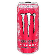 Monster Zero Ultra Red