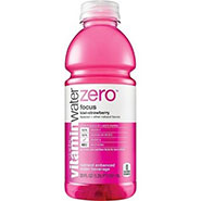 Vitamin Water Zero Focus Kiwi Strawberry