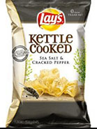 lays kettle cooked cracked pepper