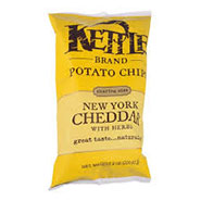 Kettle Chips NY Cheddar